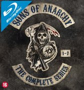 Sons Of Anarchy - Comple Collection