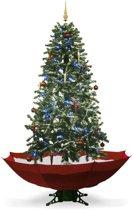 MikaMax Sneeuwende Kerstboom 1,80m Kunstkerstboom