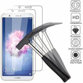 2 stuks - Huawei P Smart Screen protector / glazen Tempered Glass 9H (0.3mm)