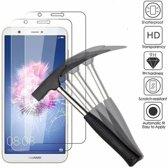 Ntech - 2 stuks - Huawei P Smart Screen protector / glazen Tempered Glass 9H (0.3mm)