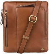 Visconti Merlin leather Roy Messenger Bag - ML20tn