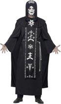 Duistere kunsten Ritueel Kostuum - Halloween verkleedkleding - OneSize
