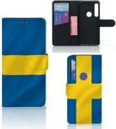 Bookstyle Case Motorola One Macro Zweden