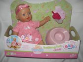 BABY born - Bathing Fun & potty