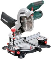 METABO Afkortzaag KS216M - 1350 W - Ø 216 mm