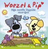 Omslag van 'Woezel & Pip - Mijn eerste Engelse woordjes'