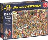 Jan van Haasteren Vrolijke Verjaardag - Puzzel 1000 stukjes