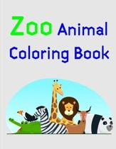 Zoo Animal Coloring Book: Children Coloring and Activity Books for Kids Ages 2-4, 4-8, Boys, Girls, Christmas Ideals