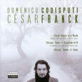 Franck: Violin Sonata In A Major, Prelude, Fugue E