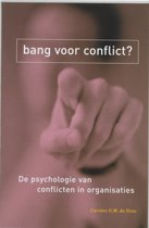 Bang voor conflict ?