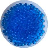 Fako Bijoux® - Orbeez - Waterabsorberende Balletjes - 8-9mm - Blauw - 500 Stuks