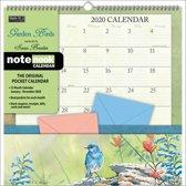 Kalender 2020 Garden Birds Note Nook (29.8 x 33.7)