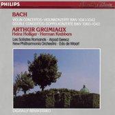 Bach: Violin Concertos BWV 1041/1042/1043/1060l