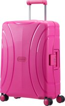American Tourister Lock 'n Roll Spinner 55/20 - Dynamic pink