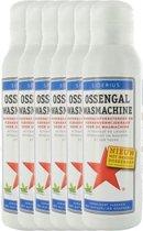 Siderius Ossengal Voor De Wasmachine Sanders Voordeelverpakking 6 flessen van 500 ml