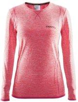 Craft Active Comfort Roundneck Ls Sportshirt Dames - Crush