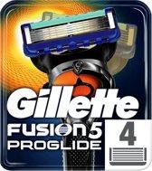 Gillette Fusion5 ProGlide - 4 stuks - Scheermesjes