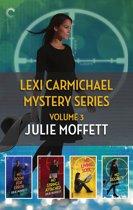 Lexi Carmichael Mystery Series Volume 3