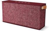 Rockbox Chunk Fabriq Edition Bluetooth Speaker Ruby