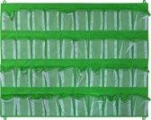 Achoka Wandorganizer 40 Zakken 81 X 105 Cm Groen