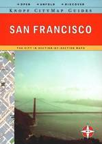 Knopf City Map Guides San Francisco