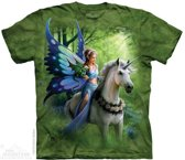 T-Shirt Mountain Artwear Realm of Ench S - M
