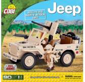 COBI 24093  Jeep Willys MD North Africa 1943