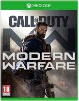Cover van de game Call of Duty: Modern Warfare (Xbox One)