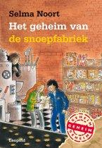 Geheim van de snoepfabriek