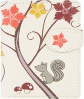SHAGWEAR portemonnee Squirrel beige - 0734sm