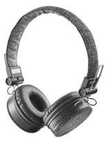 Trust Urban Fyber - Draadloze On-ear Koptelefoon - Grijs