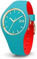 Ice-Watch IW007232 horloge dames - blauw - kunststof