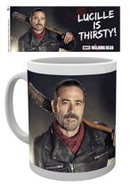 The Walking Dead Negan Thirsty - Mok