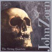 Zorn: String Quartets /Hammann, Feldman, Martin, Friedlander