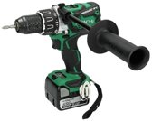 Hitachi Accu boor-schroef DS14DBL2 WP 5Ah HIT case
