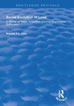 Social Evolution of Love