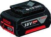 Bosch Professional GBA 18 V Accu - 4,0 Ah