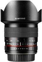 Samyang 10mm F2.8 Ed As Ncs Cs - Prime lens - geschikt voor Nikon Spiegelreflex