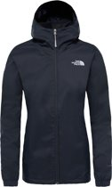 The North Face Quest Jacket Dames Outdoorjas - TNF Black/TNF Black - Maat L