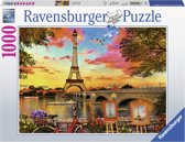 Ravensburger puzzel Paris - legpuzzel - 1000 stukjes