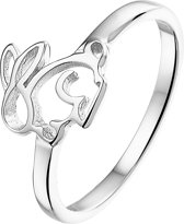 Yep! Ring Konijn - Zilver