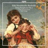 Felix Mendelssohn Bartholdy: String Symphonies Vol. 2