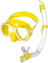 SET BIS ELBA C0LORED SILICONE YELLOW
