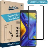 Just in Case Full Cover Tempered Glass Xiaomi Mi Mix 3 Protector - Black