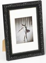 Walther Design Barock - Fotolijst - Fotoformaat 13 x 18 cm  - Zwart/Zilver