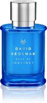 David Beckham Made of Instinct 50 ml - Eau de Toilette