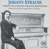 Johann Strauss: Virtuoso Piano Transcriptions