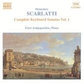 Scarlatti: Com.Keyboard Sonata