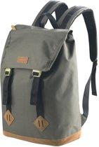 Chappo rugzak - Urban Backpack - Khaki - Groen
