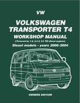 Volkswagen Transporter T4 Workshop Manual Diesel 2000 on